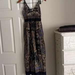Fun & Flirt S Maxi Dress Great Condition